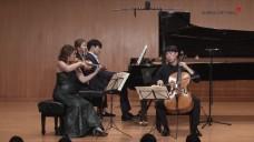 [금호아트홀]상주음악가 피아노 삼중주 Schubert Piano Trio No.2 D.929 Andante con moto