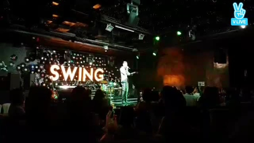 Performs at Swing Lounge in Ha Noi ♥