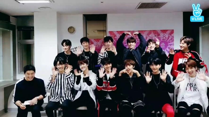 [THE BOYZ] ♨️훈훈한 덥즈 13번째 멤버 임명 현장♨️(THE BOYZ talking about their upcoming debut)