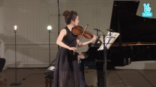 "[V살롱] 김정원X 김봄소리 ""슈만 / 바이올린과 피아노를 위한 소나타 제1번 1악장 Schumann / Sonata for Violin and Piano No.1"""