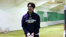 [단독][배우 유연석] '한국시리즈 5차전' 칠봉이 등판!