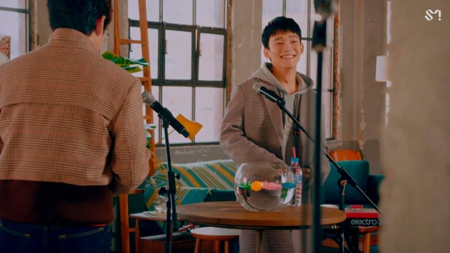 [STATION] 10cm X CHEN 'Bye Babe' Live Video Teaser