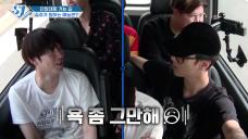 슈주 리턴즈 E43- 슈퍼주니어 단합대회 가는 길2(Super Junior Goes to Sports Day Part 2)