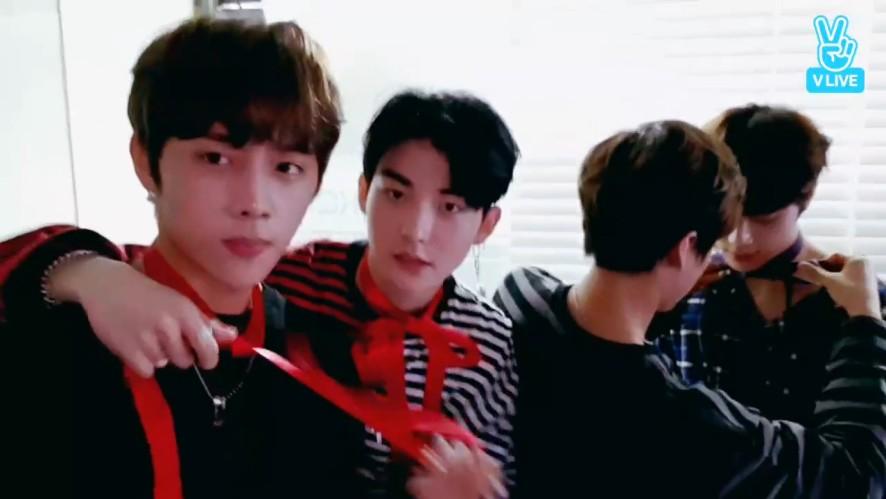 [THE BOYZ] 🎉쉿! 막내보이즈의 우당탕탕 생파준비🎉 (THE BOYZ throwing a surprise party)
