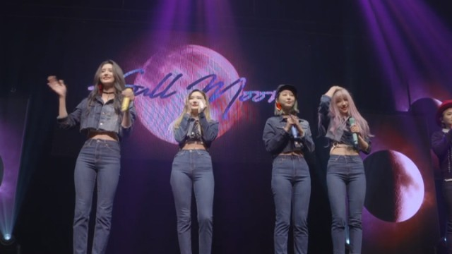 [FULL] EXID 4th MINI ALBUM [FULL MOON] Showcase