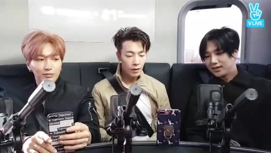 <슈주 기습 생방 #1> 컴백 첫 음악방송 가는 길