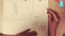 잠 못드는 이들을 위한 드로잉 방송 (Puuung's Live Drawing)