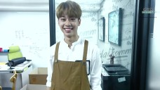 [#MXMMOMENT] 바리스타 영동이 (apron method of use)