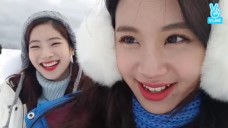[TWICE] 둡챙~ 오겡키 데츄카~?!⛄️ (Dahyun&Chaeyoung on snowy fields)