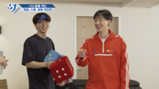 슈주 리턴즈 E56- 슈주 단합대회: 식당 탈출 게임6 (Super Junior's Sports Day: Escape the Restaurant Game Part 6)