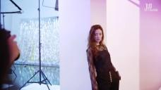 [송하윤]  '에스콰이어' 화보 촬영 비하인드 (Song Ha Yoon at the 'Esquire' shoot)