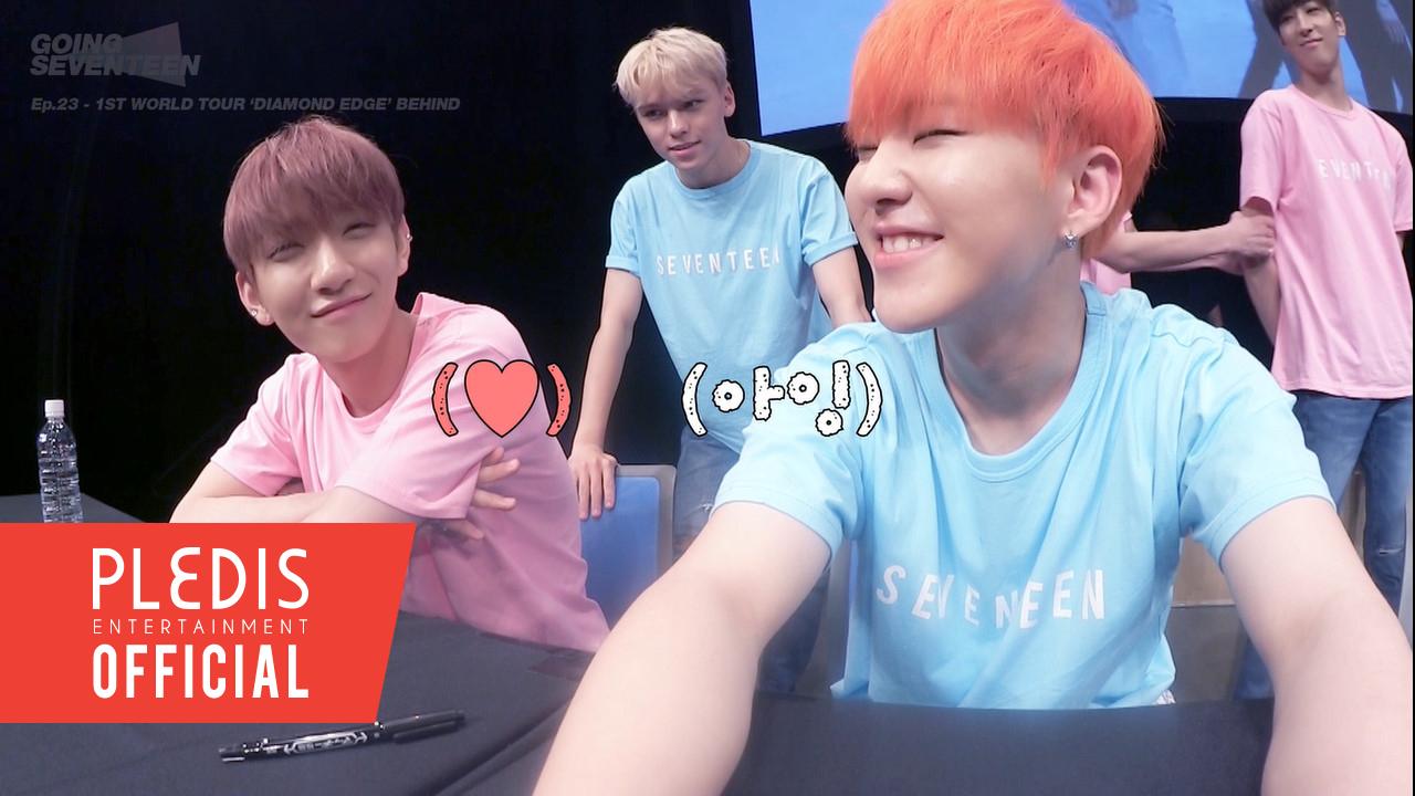 Naver V Live - Video/Subtitle Links for #48127 [SEVENTEEN] GOING