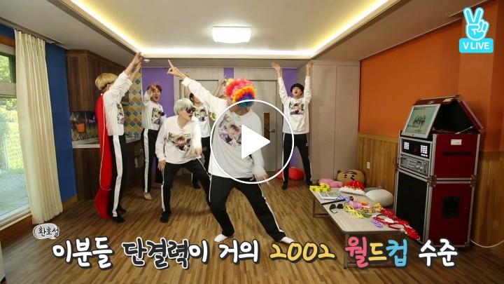 [V LIVE] Run BTS! 2017 - EP.28