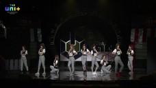 유닛G 양지원조 / 마이턴 무대 [The stage of 'My Turn' (Group of YANG JI WON)]