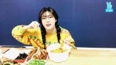 """[남지현] 혀니의 소소한 수다타임~ """"냠냠먹방"""""""