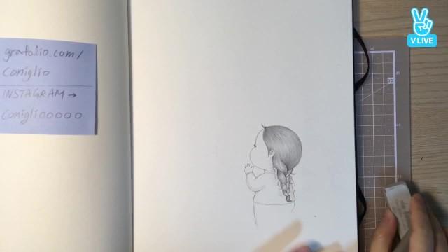 안개낀 밤,마음에 그려요<draw in your mind>
