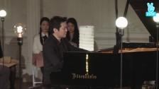 김정원의 V살롱콘서트 [임동혁-슈베르트 / 피아노 소나타 A장조, D.959 1악장]
