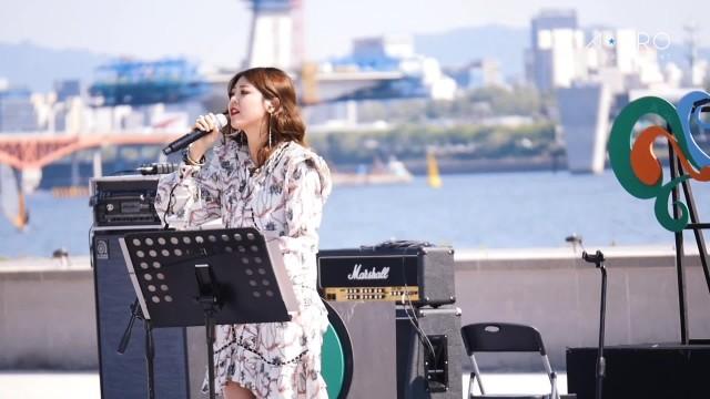 [Live] 웨일(Whale) _ R.P.G. Shine (웨일 편곡 Ver.) 그린플러그드 2017