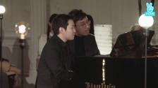 V살롱콘서트 [김정원X임동혁] 슈베르트 '네 손을 위한 환상곡 f단조, D.940'