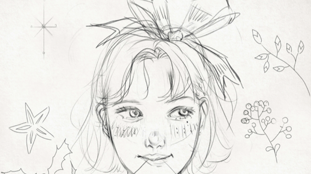 오늘의 스케치북 Today's sketchbook