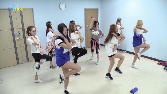 [유닛G] 하드털이/ 권하서 럭키 레나 샌디 소야 신지훈 예슬 유지 JOO feat.늦어서 미안 (Girls-Blue)