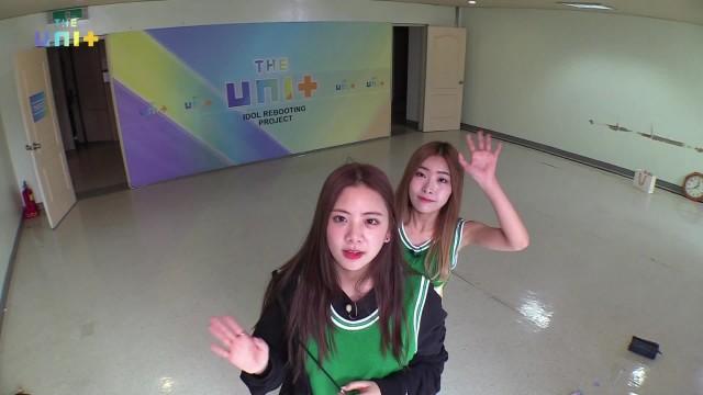 [유닛G] 하드털이/ 비바 새별  세미 아이 앤씨아 윤조 지니 채원  혜연  feat.늦어서 미안 (Girls-Green)