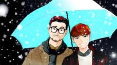 KIM TAE WOO & SON HO YOUNG X Rooftop Live - 김태우&손호영의 루프탑라이브!