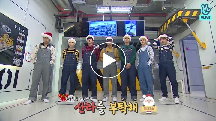[V LIVE] Run BTS! 2017 - EP.32