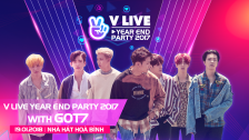 V LIVE YEAR END PARTY 2017 WITH GOT7