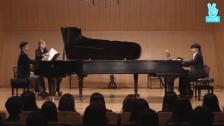 김정원X선우예권'A. Arensky / Suite for two pianos No.1, Op.15' in 김정원의 V살롱콘서트