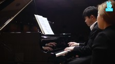 "김정원X선우예권'A. Arensky / Suite for two pianos No.2 ""Silhouettes"", Op.23 in 김정원의 V살롱콘서트"