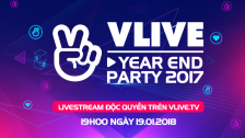 V LIVE YEAR END PARTY 2017