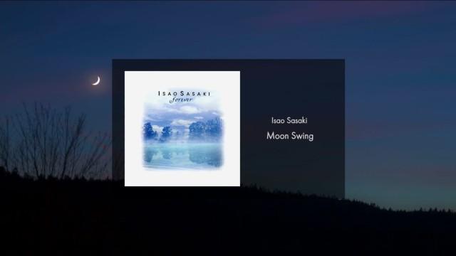 Isao Sasaki(이사오 사사키) - Moon Swing