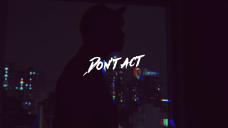 """장우영 (Of 2PM) """"Don't act"""" Special Clip"""