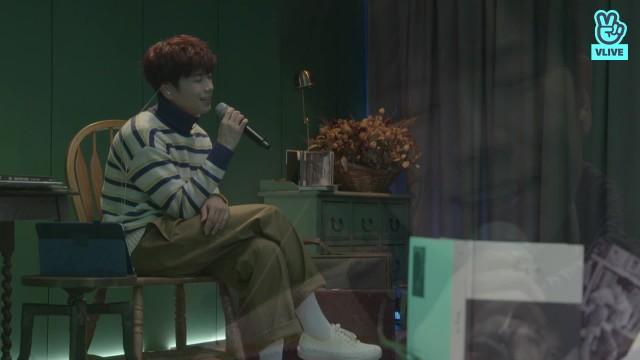 뚝 - 2PM 장우영 Comeback Special Live <헤어질 때>