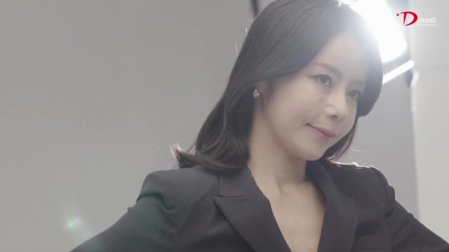 배우 신이 프로필 촬영