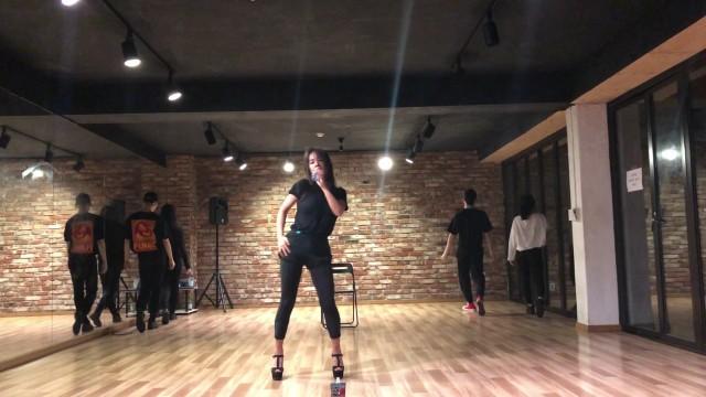 [Dance Practice] 엄정화 Uhm Jung Hwa – 버들숲
