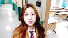 하은이의 졸업식~!!🍎🐼