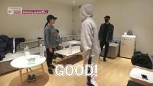 [키워드#보아] Ep.36 하루 만에 안무 마스터?! 외쳐! 갓보아! (2)