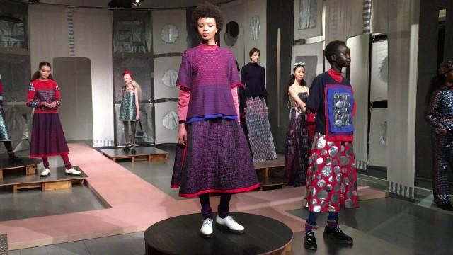 [London Fashion Week] Sadie Williams  Presentation - LFW Women's AW 18