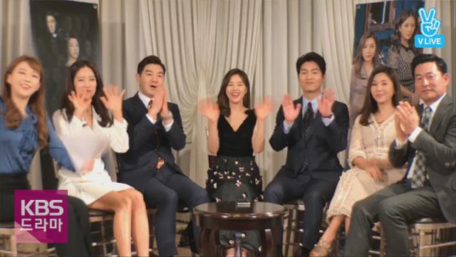 KBS 인형의집 제작발표회 대기실 / [Mysterious Personal Shopper] press conference backstage