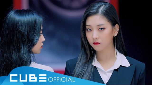CLC - 'BLACK DRESS' Official Music Video