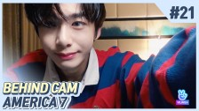 《BEAUTIFUL》Behind EP. 18 Behind CAM : AMERICA_7