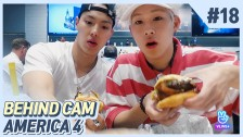 《BEAUTIFUL》Behind EP. 15 Behind CAM : AMERICA_4