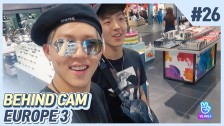 《BEAUTIFUL》Behind EP. 22 Behind CAM : EUROPE_3