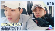 《BEAUTIFUL》Behind EP. 12 Behind CAM : AMERICA_1