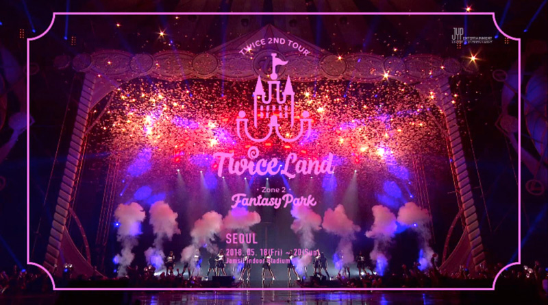 v live twice 2nd tour twiceland zone 2 fantasy park coming soon v live