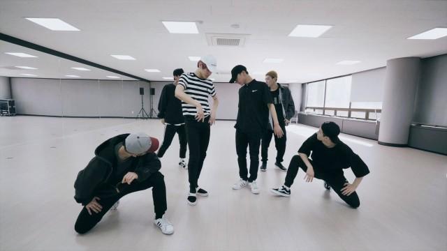 NCT U 엔시티 유 'Baby Don't Stop' Dance Practice