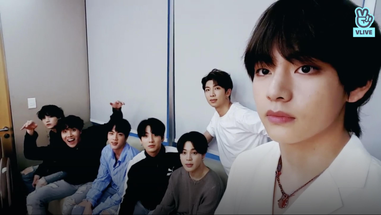 Video] [V App] Mnet (BTS COMEBACK SHOW) PRE Live! [180524] |