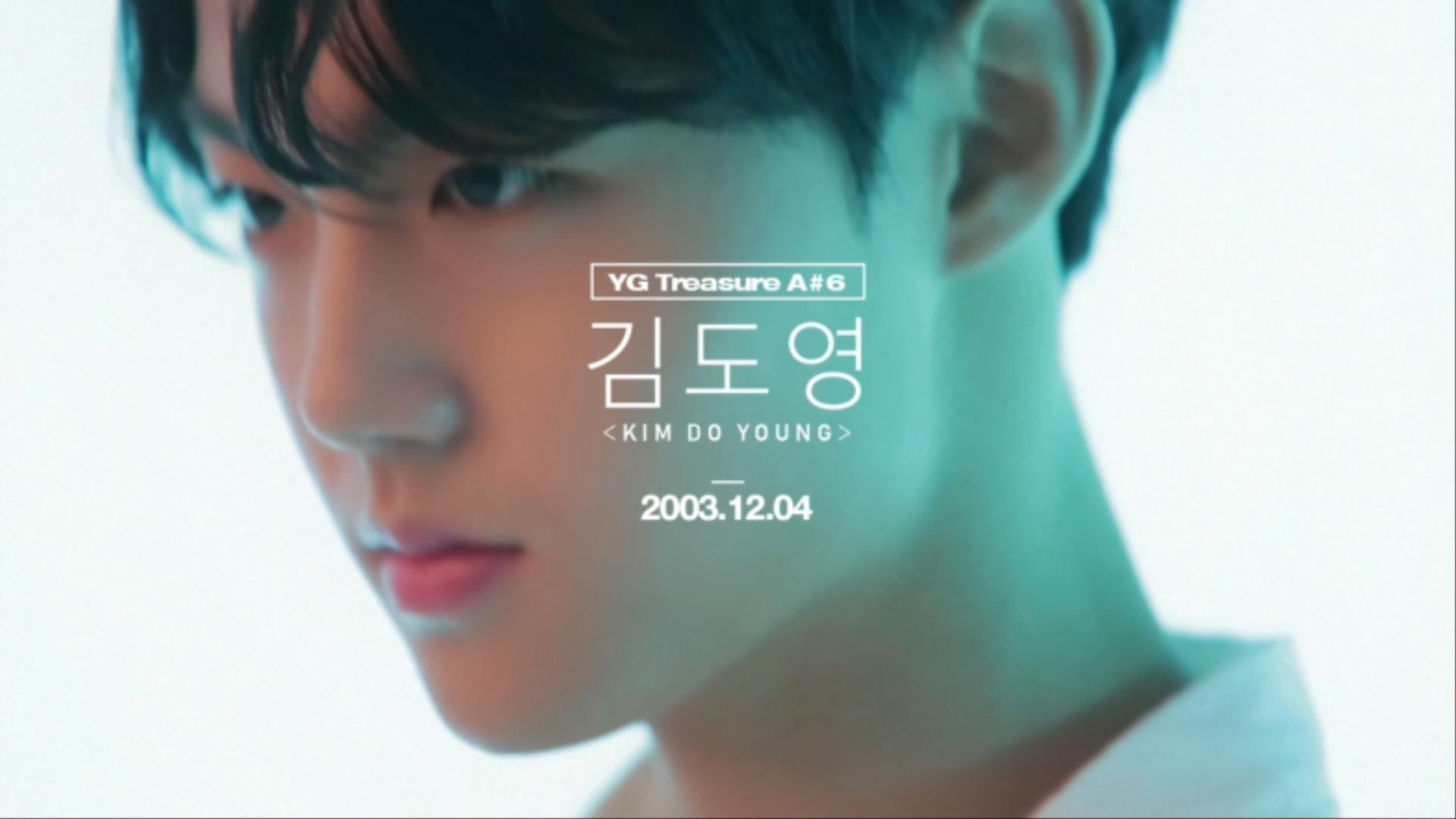 V Live Yg보석함ㅣa 6 김도영 Kim Doyoung Profile Making Film